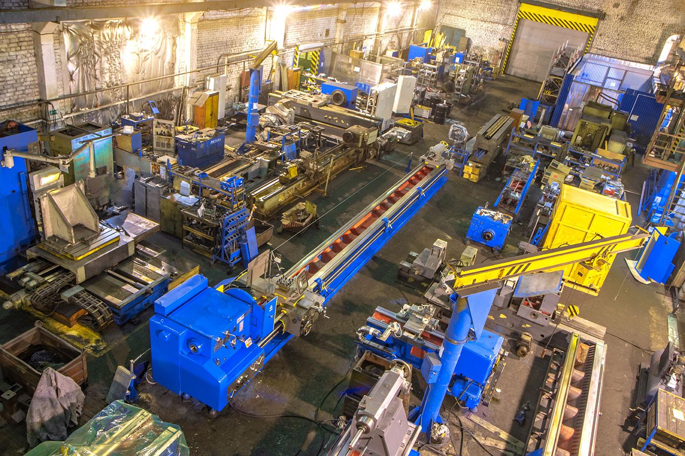 Industrial Neworleans
